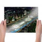 Concept Rendering Park  Poster 24x18 inch