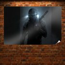 Star Wars Light Drawing  Poster 36x24 inch