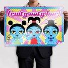 Fruity Oaty Bar  Poster 36x24 inch