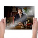 The Most Interesting Man In The World Dos Equis Sexy Hot Poster 24x18 inch
