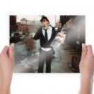 Johnny Knoxville Spit Records Street Sexy Hot Poster 24x18 inch