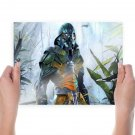 Armor  Poster 24x18 inch