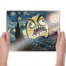 Rage Van Gogh Starry Night Painting  Poster 24x18 inch