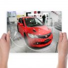 Honda Civic Rr Tv Movie Art Poster 24x18 inch