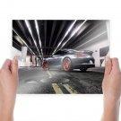 Porsche Carrera Tv Movie Art Poster 24x18 inch