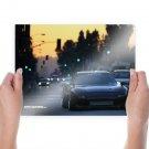 Mazda Rx 7 Tv Movie Art Poster 24x18 inch