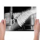 Rammstein Wings Tv Movie Art Poster 24x18 inch
