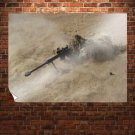 Sniper Tv Movie Art Poster 32x24 inch