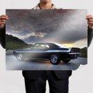 Chevrolet Camaro Yenko Tv Movie Art Poster 32x24 inch