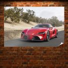 Toyota Ft 1 Concept Tv Movie Art Poster 36x24 inch