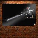 Rifle Sniper Black Tv Movie Art Poster 36x24 inch
