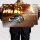 Infiniti G37 Autumn Road Trees Tv Movie Art Poster 36x24 inch