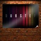 Dubstep Tv Movie Art Poster 36x24 inch