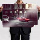 Ferrari Street Tv Movie Art Poster 36x24 inch
