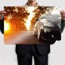 Sunset Infiniti G37 Macro Tv Movie Art Poster 36x24 inch