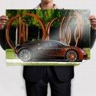 Bugatti Veyron Math Equations Tv Movie Art Poster 36x24 inch