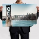 Bridge Tv Movie Art Poster 36x24 inch