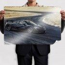 Mclaren P1 Race Track Tv Movie Art Poster 36x24 inch