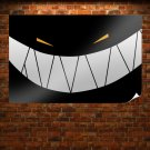 Feed Me Smile Black Tv Movie Art Poster 36x24 inch