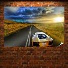 Lamborghini Aventador Lp 700 4  Art Poster Print  36x24 inch