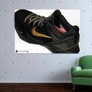 Kobe 7 Elite Series Basketball Shoes Art Poster Print  36x24 inch