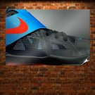 Kevin Durant Kd4 8 Art Poster Print  36x24 inch