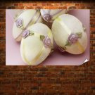 Easter Decoration  Art Poster Print  36x24 inch