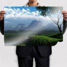 3d Nature  Art Poster Print  36x24 inch