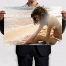 Nerea Camacho Wide  Art Poster Print  36x24 inch