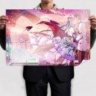 Erect My True Form  Art Poster Print  36x24 inch