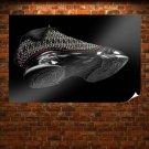 Air Jordan Xx3 Streetball Art Poster Print  36x24 inch