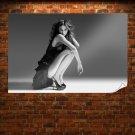 Celebrity Miranda Kerr  Art Poster Print  36x24 inch