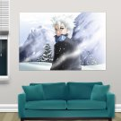 Cold Tranquility  Art Poster Print  36x24 inch