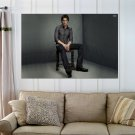 Ian Somerhalder Hd  Art Poster Print  36x24 inch