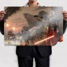 Star Wars Old Republic  Art Poster Print  36x24 inch