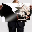 Dark Beauty  Art Poster Print  36x24 inch