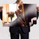 Hot Girl  Art Poster Print  36x24 inch
