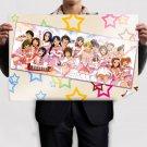 The Idolmaster  Art Poster Print  36x24 inch