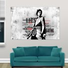 Emo Tional  Art Poster Print  36x24 inch