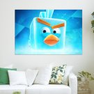 Angry Birds Game  Art Poster Print  36x24 inch