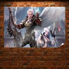 Lineage Game Hd Art Poster Print  36x24 inch