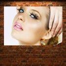 Beautiful Make Up  Art Poster Print  36x24 inch