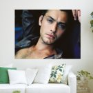 Jude Law  Art Poster Print  32x24 inch
