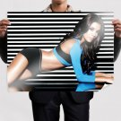 Eva Longoria  Art Poster Print  32x24 inch