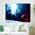 Gateway To The Other Dimension  Art Poster Print  32x24 inch