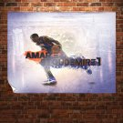 Amare Stoudemire Drive Knicks  Art Poster Print  32x24 inch