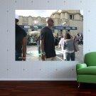 Quai 54 2011 135 Art Poster Print  32x24 inch