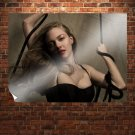 Amanda Seyfried 5  Art Poster Print  32x24 inch