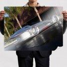 Mercedes Concept Car  Art Poster Print  32x24 inch