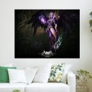Aion Tower Of Eternity 16  Art Poster Print  24x18 inch